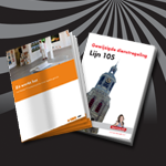 Magazines-brochures drukken