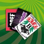 Stickersstandaard drukken