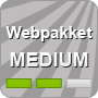 Webpakket MEDIUM
